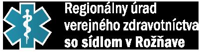 Regionálny úrad verejného zdravotníctva so sídlom v Rožňave